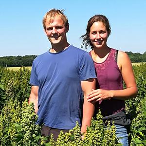 Producteurs français de quinoa et autres graines